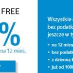 Tax Free - Nowa lokata