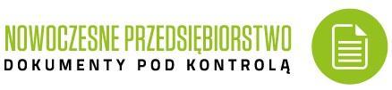 Nowoczesne przedsiębiorstwo - logo