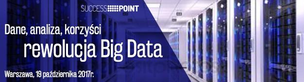 Dane, analiza, korzyści - rewolucja Big Data