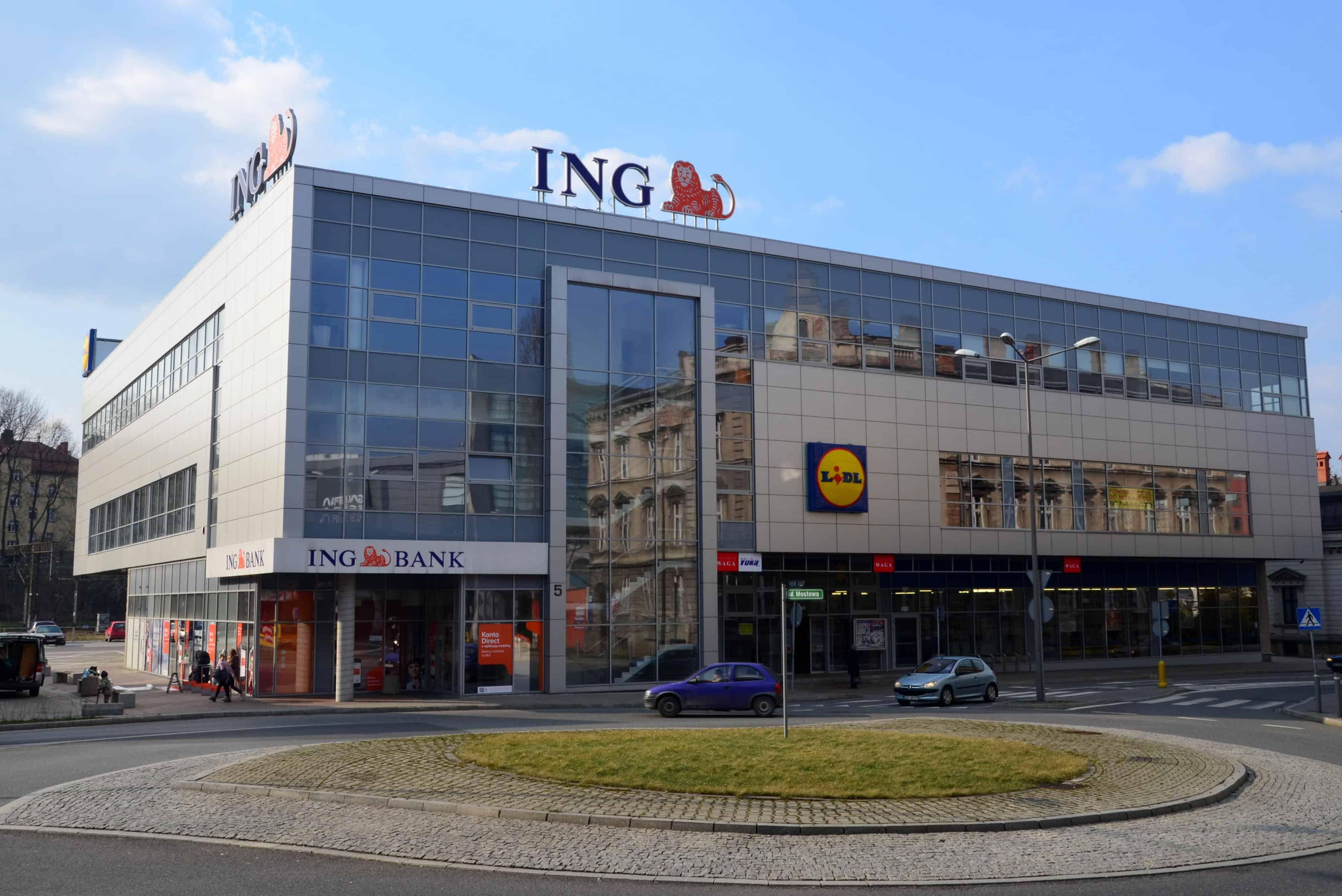 ING Bank - sesje przychodzące i wychodzące