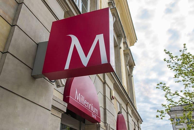 Bank Millennium - sesje przychodzące i wychodzące